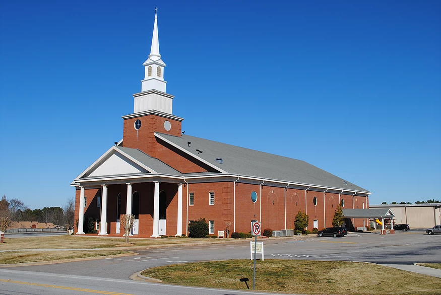 West Acres Baptist Church, Evans, GA